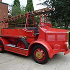 1934 Dennis Ace - Fire Brigade Historical Society of the ACT by DashTravels