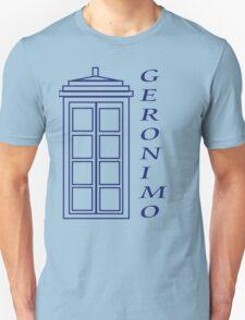 Geronimo! - Doctor Who T-Shirt