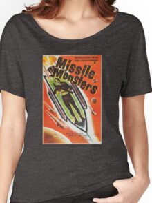 Missle Monsters Women's Relaxed Fit T-Shirt