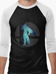 Sm4sh - Cloud Men's Baseball ¾ T-Shirt