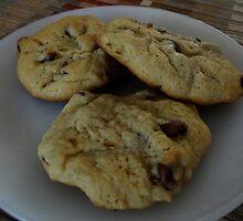chocolate chip cookies by vigor