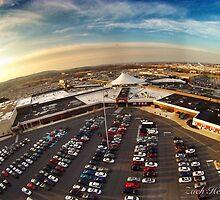 Park city aerial by Zach Heaton