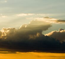 Clouds-10 by Lawrence Montenegro