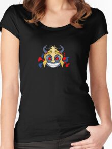 Adorable Mumm-Ra Women's Fitted Scoop T-Shirt