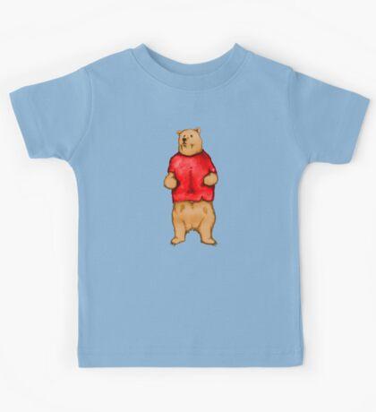 Poo The Bear Kids Tee
