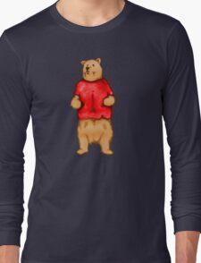 Poo The Bear Long Sleeve T-Shirt