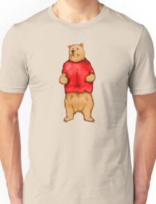 Poo The Bear Unisex T-Shirt