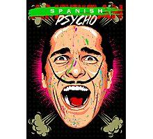 American Psycho Spanish Edition Photographic Print