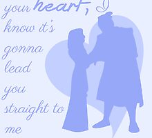 true to your heart by kferreryo