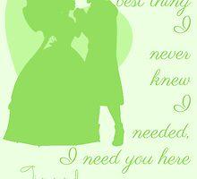 I need you here always by kferreryo