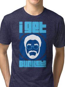 I Get Buckets (2) Tri-blend T-Shirt