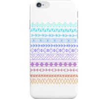 Rainbow Aztec iPhone Case/Skin