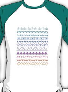 Rainbow Aztec T-Shirt
