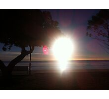 Sandgate Brisbane Morning Sunrise Photographic Print