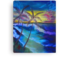 """Longed Paradise"" by Carter L. Shepard Canvas Print"