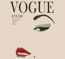 Vogue 1950 by aripearls