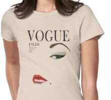 Vogue 1950 Womens Fitted T-Shirt