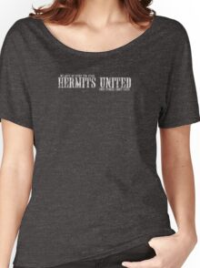 Hermits United - Doctor Who Women's Relaxed Fit T-Shirt