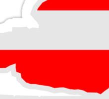 Austria Logo Sticker