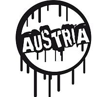 Austria Circle Stamp by Style-O-Mat