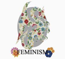 Feminist Dragon by Allan Hayes
