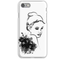 Artsy Girl iPhone Case/Skin