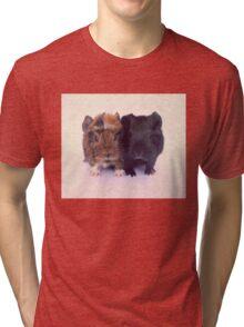 Sticking Together Tri-blend T-Shirt