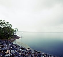 Darwin River Dam by Victoria  Eastwood