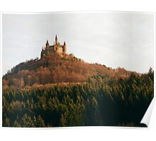 Hohenzollern Castle Poster