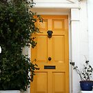 Yellow Door by Segalili