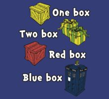 Blue box by Purplecactus