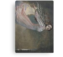 Falling Angel Canvas Print
