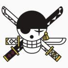 One Piece zoro by FaMauroo