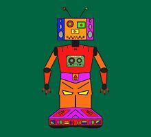 Robot Mix Tape Unisex T-Shirt