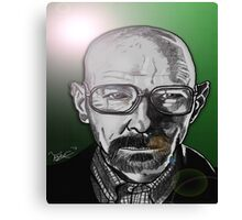 The Man Who Knocks Canvas Print