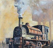 Steams Up by peteceiliog