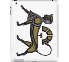 Sphinx - mythical creature of ancient Egypt iPad Case/Skin