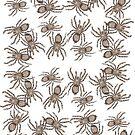 Tarantulas by SnakeArtist