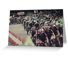 Tour of Britain Greeting Card