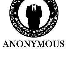 Anonymous Is Legion by kwg2200