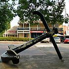 Convict Anchor Windsor New South Wales  circa 1788 by Staffaholic