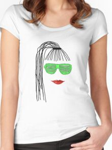 Jasmine Women's Fitted Scoop T-Shirt