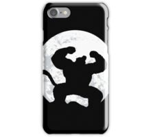 Night Monkey iPhone Case/Skin
