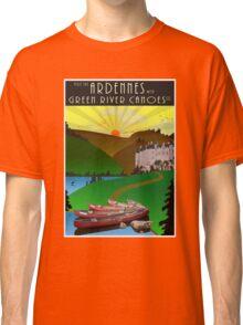 Tee: Canoe the Ardennes Classic T-Shirt