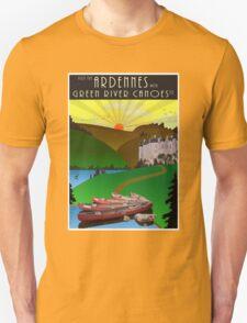 Tee: Canoe the Ardennes T-Shirt