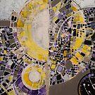 World goes round by Miroslava Balazova Lazarova