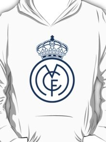 Real Madrid Crest T-Shirt