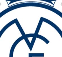 Real Madrid Crest Sticker