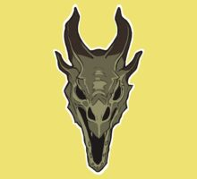 Dragon Skull Kids Clothes