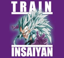 Train insaiyan - Vegeta super saiyan 5 by Ali Gokalp